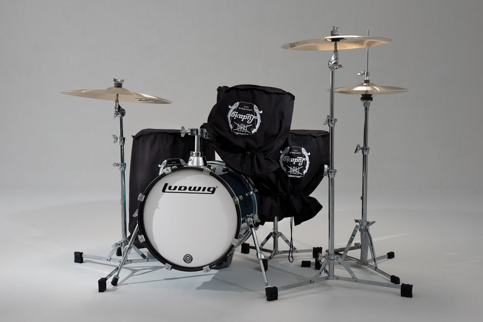 ludwig breakbeats by questlove 4 piece shell pack acoustic drum kit various colours no. Black Bedroom Furniture Sets. Home Design Ideas